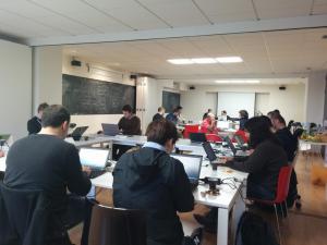 The WebKitGTK+ Hackfest 2013